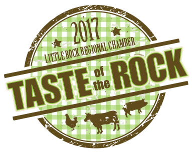 Taste of The Rock logo